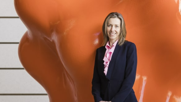 New National Portrait Gallery director a risk taker with a big vision