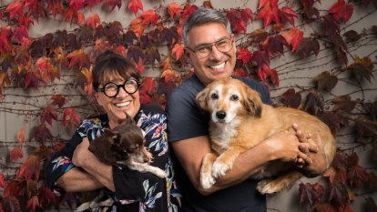 Two of Us: How pyjama king Peter Alexander and his mum built an empire from their kitchen table
