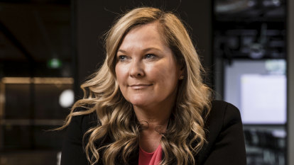 'A big, bold goal': Pip Marlow's plans for Salesforce in Australia
