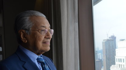 Full transcript: Interview with Malaysian PM Mahathir Mohamad