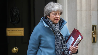 Theresa May is facing  mounting calls to name a date for her departure.