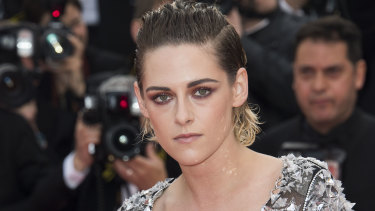 Kristen Stewart at the 2018 Cannes Film Festival.