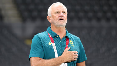 Socceroos coach Graham Arnold has been away from home for nearly five long months.