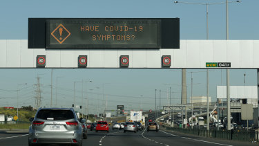 Commuters are hopping into their cars rather than taking public transport to get to work.