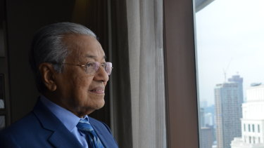 Mahathir Mohamad told The Sydney Morning Herald and The Age he was hoped to eradicate the death penalty in Malaysia.