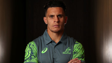 Toomua believes the Indigenous jersey is a symbol of something bigger at work.