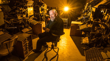 'My 40 years of work ... could all be lost': Michael Isaachsen.