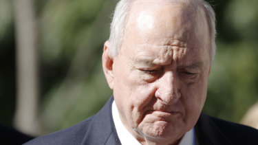 Alan Jones is Sydney's top-rating shock jock - yet most Sydneysiders don't listen to him.