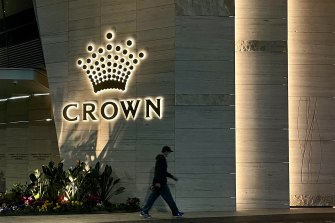 """Crown's new CEO says there was """"a lot of inbound inquiry"""" from potential partners and buyers."""