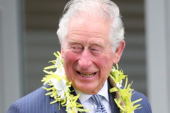 The Prince of Wales has been on a tour of New Zealand.