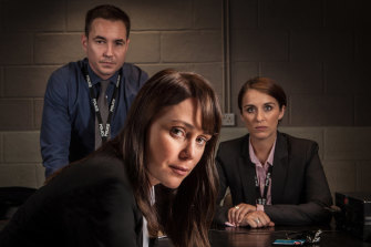 """The BBC got behind the idea of a new guest lead for a second season, which is very unusual,"" says Line of Duty creator Jed Mercurio. In season 2, Keeley Hawes had that honour."