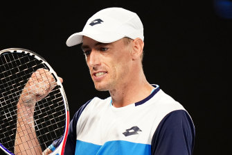 Australia's John Millman fears tennis players may be forced back onto the court before it is safe to do so.