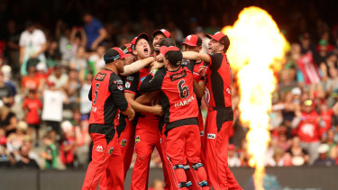 Channel Ten has lost the Big Bash League to Foxtel and Seven.