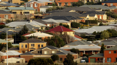 The prospect of major changes to negative gearing and capital gains tax rules under the next government is also worrying potential investors.