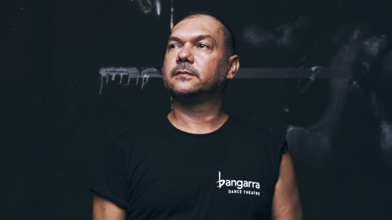 Bangarra Dance Theatre artistic director Stephen Page.