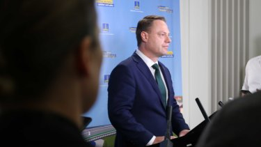 Lord mayor Adrian Schrinner says nothing has changed despite Labor announcing a new candidate for the Brisbane City Council election.