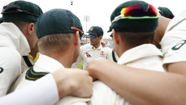 Right leader at the right time: Tim Paine deserves respect for helping repair reputational damage, says Steve Waugh.