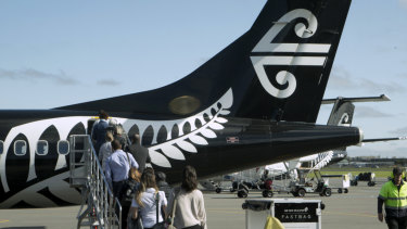 Air New Zealand said more than 40,000 people could be disrupted if the strike goes ahead.