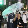 Deaths as Typhoon Trami lashes Japan
