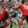 Brumbies and Sunwolves match set to be relocated due to coronavirus