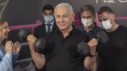 Israel's new strong-arm diplomacy: swapping vaccines for prisoners