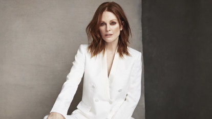 Julianne Moore at 60: 'It's a privilege to continue to age'