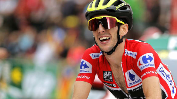Simon Yates seals Vuelta as Mitchelton-Scott claim first grand tour