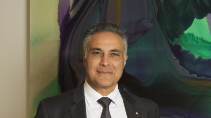 Latitude's Ahmed Fahour aims to disrupt big four as float looms