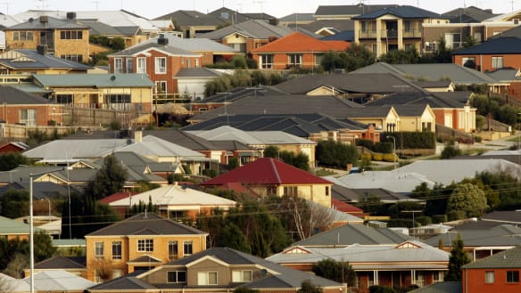 The Sydney housing market is down for the count.