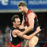 Bombers look to finals after a remarkable fightback against the Suns