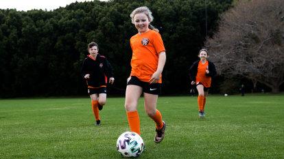 'We volunteer because we love it': hard yards behind community sport's return