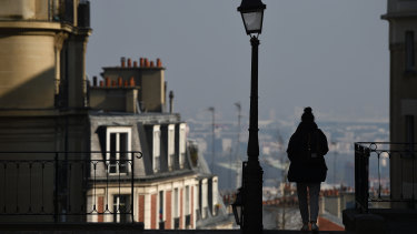 France imposes heavy fines on people country has introduced fines for people caught violating its nationwide lockdown measures intended to stop the spread of COVID-19.