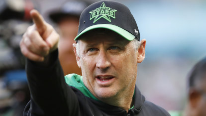 Rauf back but what's gone wrong with the Melbourne Stars?
