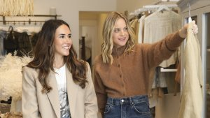 Trading in Style co-owners Jenna Isaacman and Bianca Picherit.