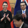 New Zealand announces upgrade to China trade deal