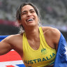 'The most amazing person': De Rozario hails hero Sauvage after marathon glory