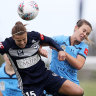 Victory fall in W-League semi-final again, Sydney FC make grand final