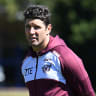 Manly players confident Barrett isn't going anywhere