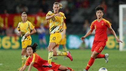 High-performance funding model 'doesn't work' for Matildas: FFA