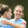 City romp past Wanderers, will host W-League grand final