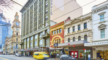 Westpac is moving out of 1000 sq m at 142 Elizabeth Street.