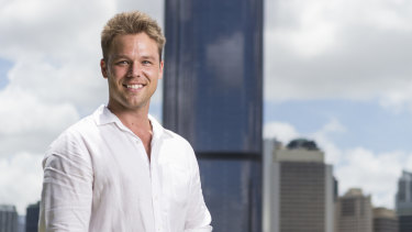 Lincoln Lewis is an ambassador for Daydream Island.