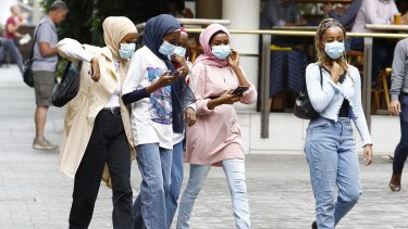 While the Greater Brisbane lockdown is set to end tonight, the Queensland Government has announced new rules on wearing masks.