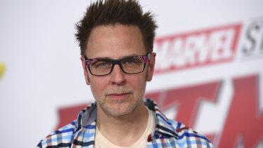 Guardians of the Galaxy director James Gunn.