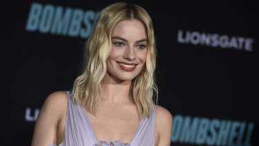 Margot Robbie: Former Neighbours stars shouldn't be this famous.