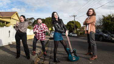 Join Myf Warhurst, Wally Kempton from The Meanies, Adalita from Magic Dirt and Liam Gough from The Teskey Brothers for The Long Weekender on Monday.
