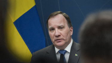 Sweden's Prime Minister Stefan Lofven has faced a lot of scepticism over the country's approach to the pandemic.