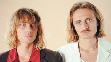 This year Lime Cordiale, aka brothers Oli and Louis Leimbach, achieved a signature single with <i>Robbery</i> and placed four songs into Triple J's Hottest 100.