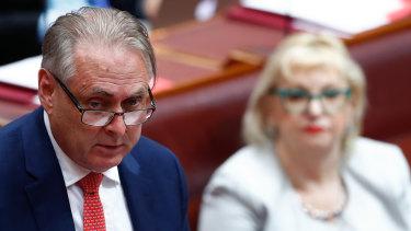 Labor Senator Don Farrell.