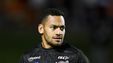 Manly hooker Apisai Koroisau is tipped to head to Belmore next season.